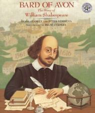 Bard of Avon: The Story of William Shakespeare-ExLibrary