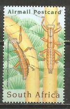 SOUTH AFRICA 2008 INTERNATIONAL CONGRESS OF ENTOMOLOGY POSTAL USED 0886