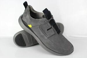 Cole Haan Men Grandsport Apron Toe Sneaker Size 9m Quiet Shade C30758