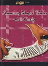 Zauber DVD -  Tolle Tricks mit Karten - Amazing Tricks with Cards (60782)