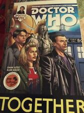 DOCTOR WHO  : Ninth Doctor # 1 (2015, Titan) POP CULTURE VARIANT RARE