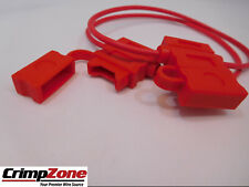 ATO ATC 16 AWG 10 AMP Inline Fuse Holder - Water Resist Cap