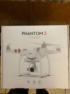DJI Phantom 3 Standard Quadcopter Drone W/ 2.7K/HD Camera