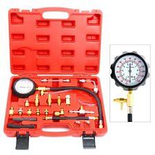 0-140Psi Fuel Injection Pump Pressure Injector Tester Test Pressure Gauge Kit
