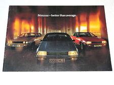 Austin Princess 1700 L, HL & HLS , 2000 & , 2200 FOLLETO VENTAS GB 6/79