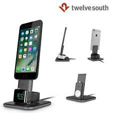 Twelve South HiRise Duet Dual Charging Apple Watch Stand iPhone X 8 7 Plus Dock