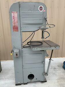 """Rockwell-Delta 20"""" Bandsaw Wood or Metal 110V 1 Phase"""
