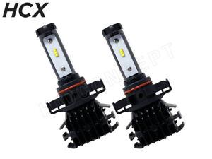 5202 PSX24 HCX 3,000K to 10,000K Pick-N-Choose LED FOG light Bulbs Pack of 2