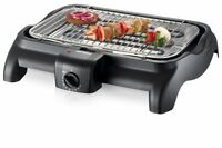 Large Grill Wire Severin 1511 Barbecues 2300W Low Generation of Odors and Fumes