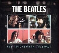 """The Beatles 8 CD 'The Twickenham Sessions"""" Demos and Jams Let it Be Sessions"""