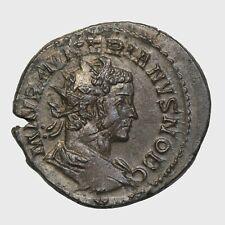 Numerian 283-284 AD Silvered Antoninianus Lyons Mint Ancient Roman Coin RIC.353
