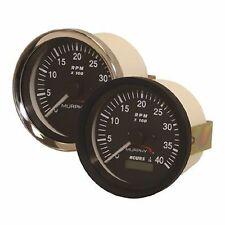 Frank W. Murphy Tachometer Only 0-3K Alternator Signal RPM SS Bezel 20700134 MD