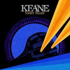 KEANE 'NIGHT TRAIN + BONUS' LTD  UK 8-track CD EP