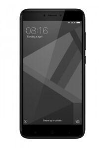 Xiaomi Redmi 4X 32GB [Dual-Sim] schwarz [OHNE SIMLOCK] AKZEPTABEL