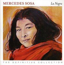 Mercedes Sosa - La Negra: Definitive Collection [New CD]