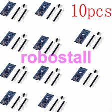 10 pcs lot Arduino Nano V3.0 ATmega 328 16M 5V Micro-controller CH340G