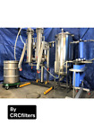 Ultrasonic ethanol extraction and purification system with DEMO VIDEO