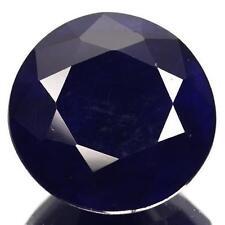 Good Cut Round Blue Loose Natural Sapphires