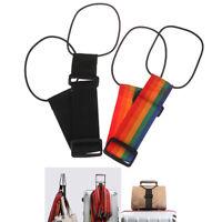 Tragbares Reisegepäck mit Kofferverpackungsgurten für verstellbare Sicherheit
