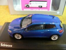 1/43 Norev VW Scirocco blu scuro metallizzato