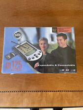 Palm M125 Handheld Expandable & Connectable Pda 340-3371A-Us New Sealed