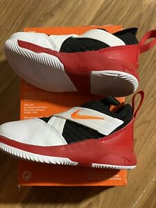 Nike Lebron Soldier XII Baby Toddler Shoes 5C AH1690-181 New With Box No Lid