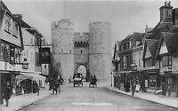 POSTCARD      KENT    CANTERBURY   The  West  Gate