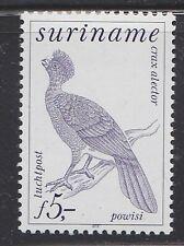 Suriname 1979 Birds 5g Curassow (SG 946) mm