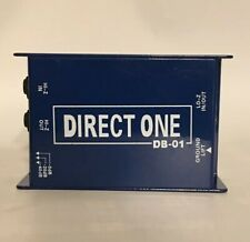 DI Box (Direct One DB-01)