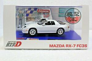 Carrera Digital 132 31008 Mazda RX-7 FC3S Japanese Ltd. Edition 1/32 Slot