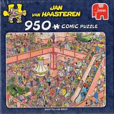 Jumbo  Jan van Haasteren - Shop Till you drop  Puzzle 950 pieces 81416