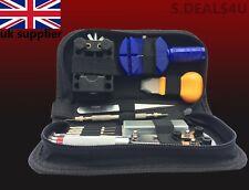 Professional Watch Repair Tool Kit Set, Antimagnetic Screwdriver, Portable Tool
