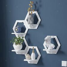 Punchless Floating Shelves Wandmontiertes Display Regal Kit