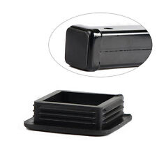 1PC Universal Car Class III IV 2'' Black Hitch Receiver Cover Cap Dust Protecter