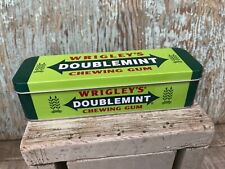 Wrigleys Doublemint Chewing Gum Tin