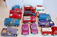 Vintage 16 Car- Tootsie Toy 1970' S Diecast Lot ( See Description)