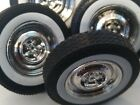 JADA JUST TRUCKS 1/24 SCALE WHEELS & WHITE WALL TIRES FOR 1951 CHEVY TRUCK