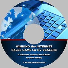 RV Sales Training - Winning the Internet Sales Game Audios