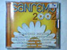 CD SANREMO 2002 ANNA TATANGELO TIMORIA BRITNEY SPEARS