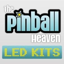 Led Kit Para Tommy Pinball. Ultrabrillante Kit!