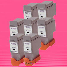 7P BCI-24 BK BLACK INK CARTRIDGE FOR CANON i450 iP1500