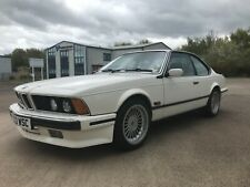 BMW 635csi highline e24 1 owner from new low mileage