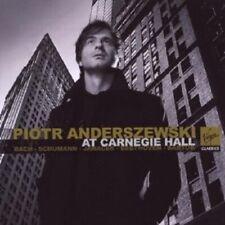 "PIOTR ANDERZEWSKI ""AT CARNEGIE HALL"" 2 CD NEW"
