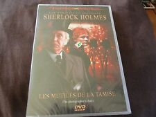 "DVD NF ""MURDER ROOMS, VOL.3 : SHERLOCK HOLMES, LES MUTILES DE LA TAMISE"" horreur"