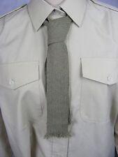 Genuine British Army Issue All Ranks FAD Dress Tie in Stone