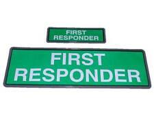 Respondedor Reflectante conjunto de placa (FIRST) para St John Medic, emergencias, Ambulancia