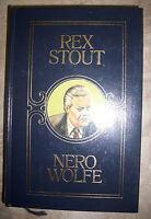 REX STOUT - NERO WOLFE.CHI HA PAURA DI NERO WOLFE,SEI INDAGINI POLTRONA-CDE (KR)