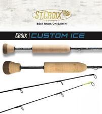 "St. Croix Custom Ice 24"" Light Pan Finesse Ice Fishing Rod CI24LXF"