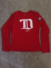Detroit Red Wings NHL Reebok Winter Classic Womens  2009 Logo T-Shirt S