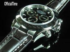 OT AK End Link & 20/16mm Calf Leather Strap / Band fit Rolex Daytona 116520